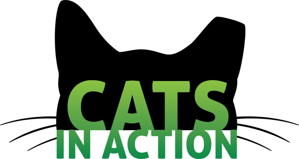 Cats in Action Logo