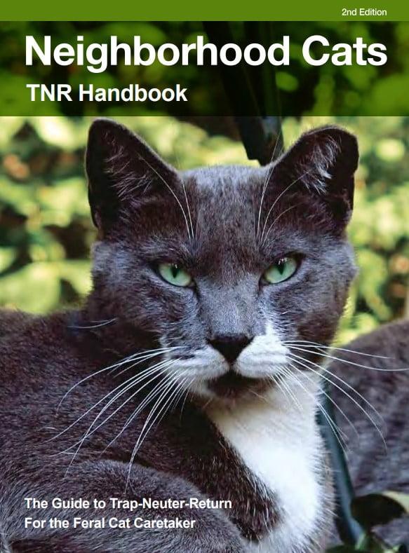 Neighborhood Cats TNR Handbook Cover
