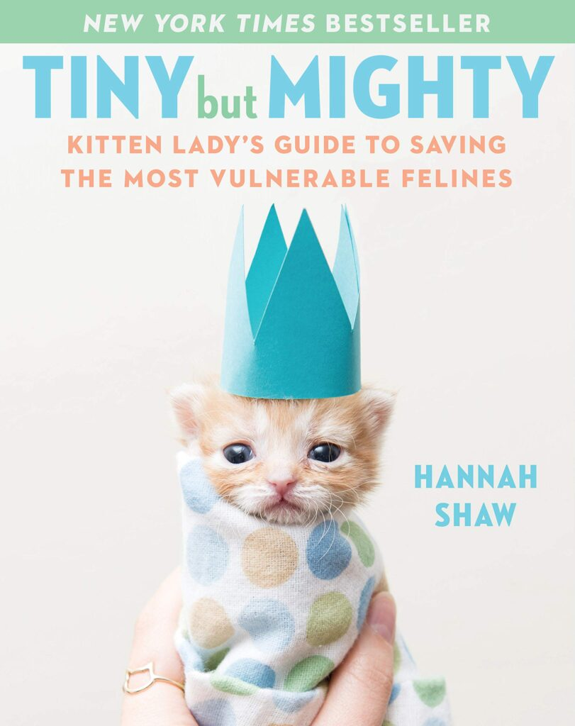 Tiny But Mighty Book Cover